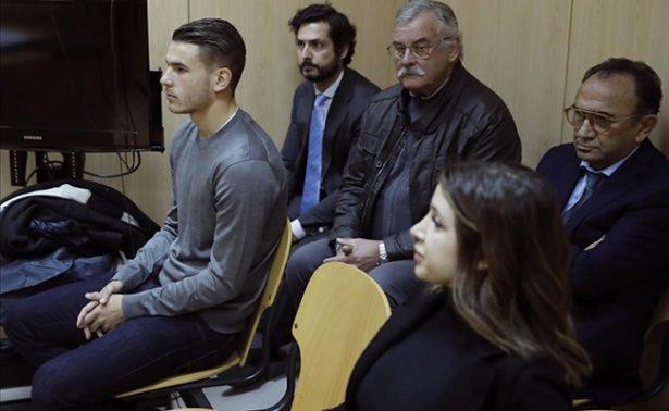 Castigan a futbolista y ex pareja por violencia