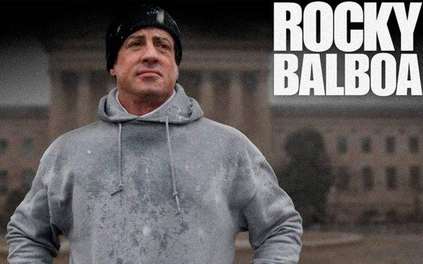 "Nocaut a Balboa: revelan fotos del ""cáncer"" que pelea con Stallone"