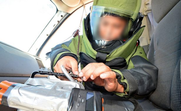 Chihuahua contará con su propio escuadrón antibombas
