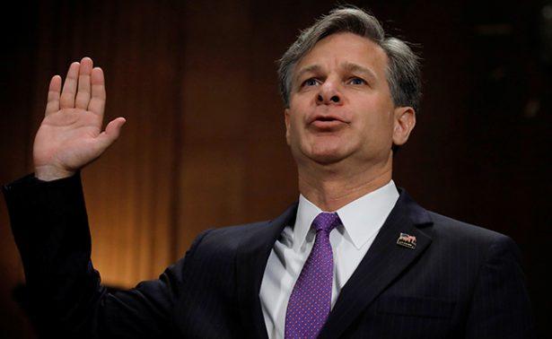 Senado confirma a Christopher Wray como nuevo director del FBI