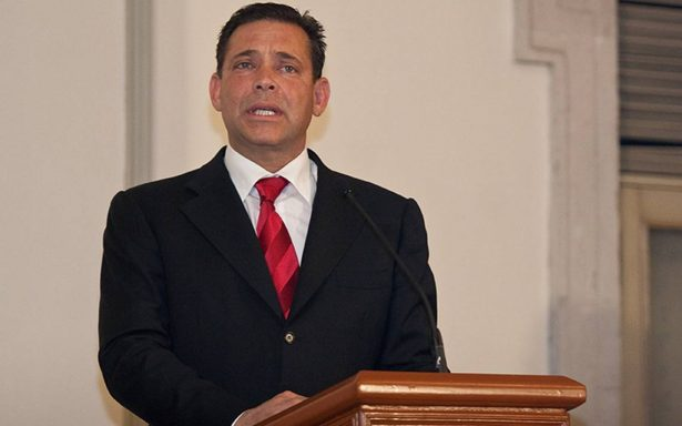 Confirma PGR solicitud de extradición de Eugenio