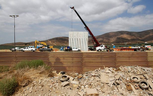 Trump envía futura reforma migratoria: pide más fondos para muro y prohíbe dreamers