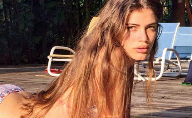 Sampaio, la primer transgénero en Vogue