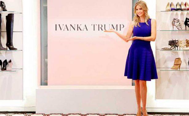 Más almacenes de Estados Unidos se apartan de artículos de Ivanka Trump