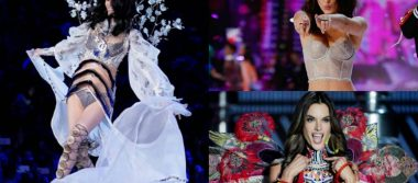 ¡Censura, caídas y fallas de vestuario! El accidentado desfile de Victoria's Secret