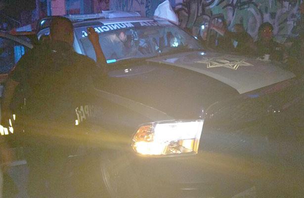 Chocan dos patrullas en Zapopan; hay 4 muertos