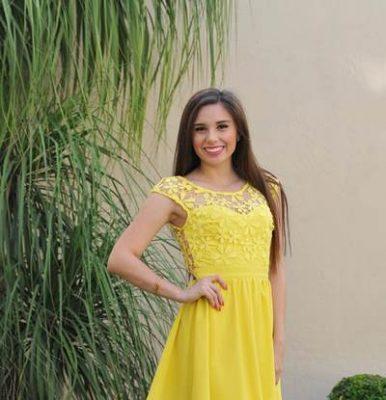 Mariahm Ramírez Ramos – Una Chica Multicultural