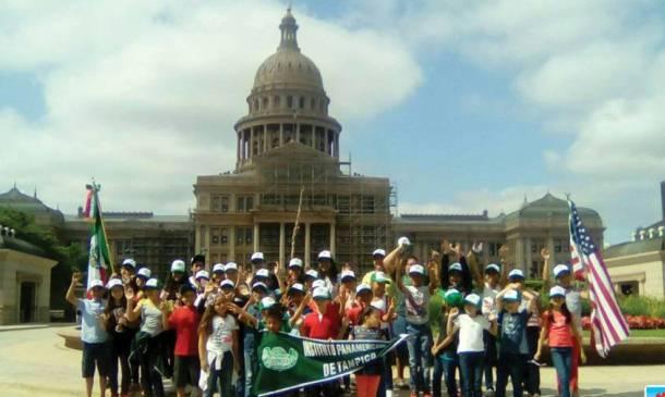 Reconocen a Estudiantes del Instituto Panamericano Tampico