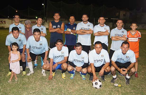 ¡Campeón de Campeones! * Transmisiones Lacho Vence 2-0 al Deportivo Las Torres