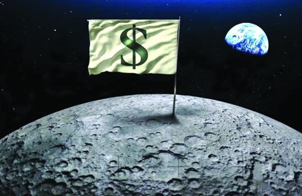 Negocios en la Luna