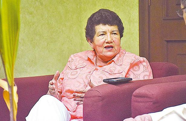 Garantiza Magda Continuidad de los Proyectos Municipales