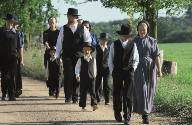 Los Amish lejos del mundanal ruido