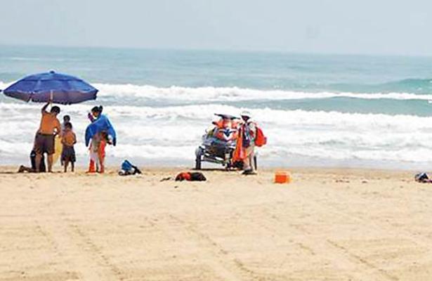 Desplegará la Marina personal para cuidar las playas de Tamaulipas en verano