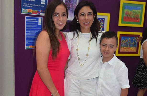 Subasta de Arte Infantil a Beneficio de Proyecto Down