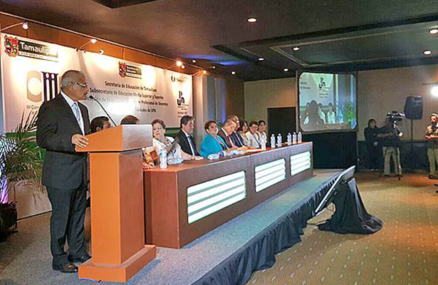 Inicia en Madero el III Congreso de Investigación e Innovación Educativa