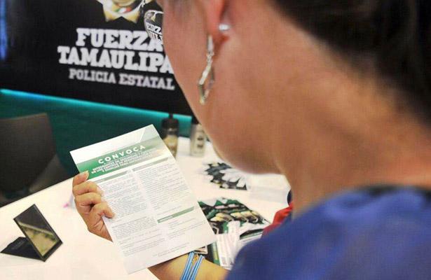 Mantienen Abierta la Convocatoria para Formar Parte de Fuerza Tamaulipas