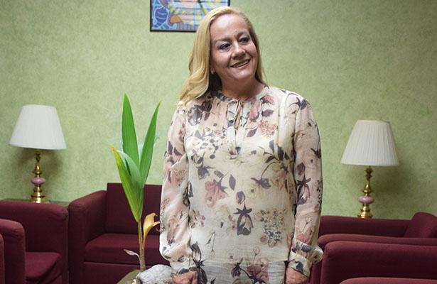 """""""En Altamira se registra la mayor generación de empleo en Tamaulipas"""": Alma Laura Amparán"""