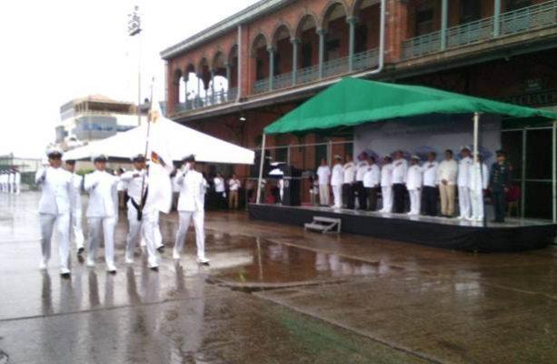 Celebran el Día de la Marina en Tampico