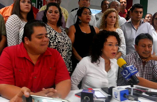 Es una Lección para el PRI a Nivel Nacional: Griselda Carrillo