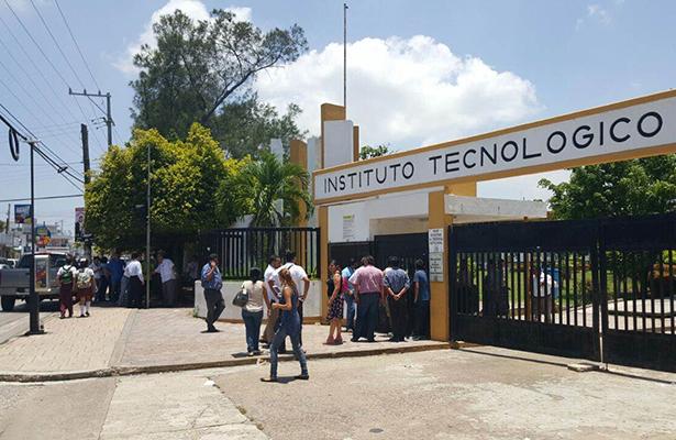 Nuevo Borlote en el Tec. Madero.