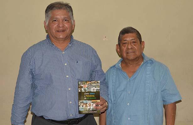 """Invitan a la Presentación del Libro """"Entre Jaibos y Petroleros, de Mil Amores"""""""