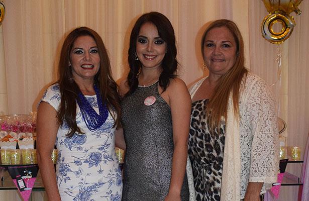 Despiden de Soltera a Jessica Vergara Rangel