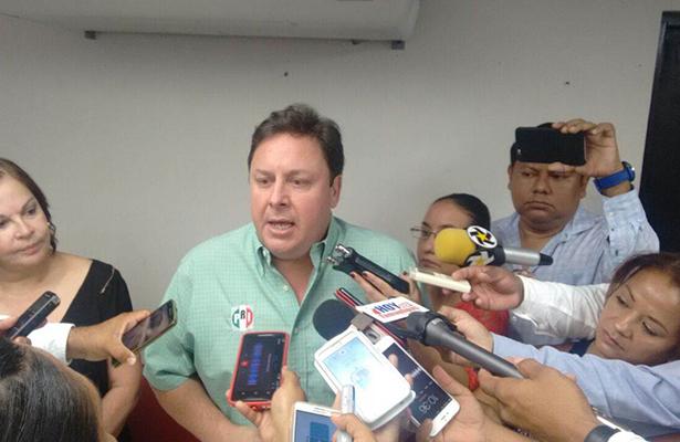 Rechaza Sergio Villarreal Renunciar al PRI Porteño