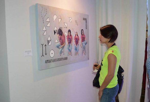 """Hoy Concluye la Exposición Pictórica del Premio """"Ramón García Zurita"""""""