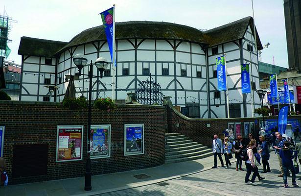 El Nuevo Globe Shakespeare en su Casa