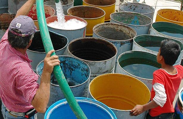 Exigen Colonos y Campesinos Corregir Fallas en el Suministro de Agua