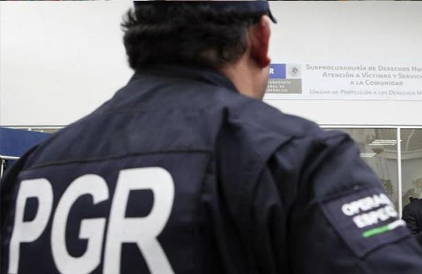 Obtiene PGR Formal Prisión Contra dos Hombres que Agredieron a la Base de Operaciones Mixtas