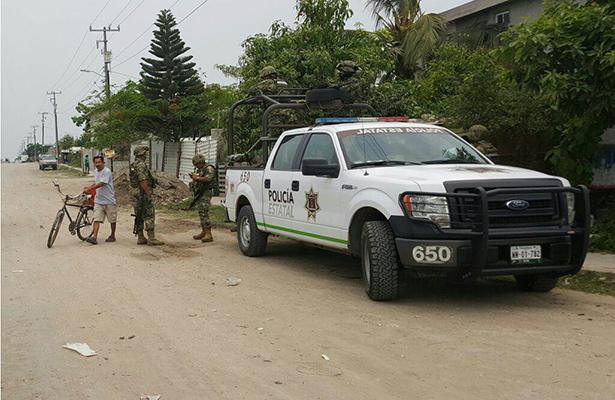 Arriban Refuerzos Militares al Sur de Tamaulipas.