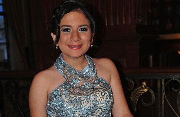 Isabella Alvarez Valladares Nueva Embajadora del Club Rotario Tampico Norte