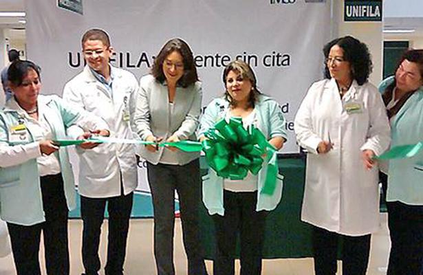"""Implementa el IMSS el Programa """"Unifila, Paciente sin Cita"""""""
