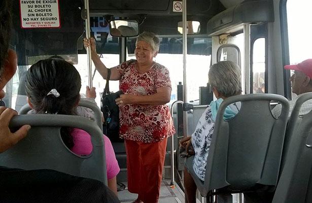 Inminente al Alza a los Pasajes Urbanos por Nuevo Gasolinazo: Concanaco