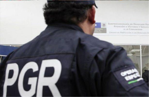 PGR Inicia Investigación por Aseguramiento de 123 Paquetes con Marihuana