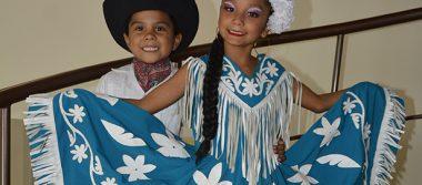 Invitan a la muestra anual infantil de Folclor
