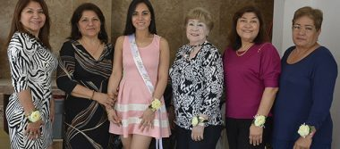 Despedida de soltera en honor de Francelina Barrón  Berman