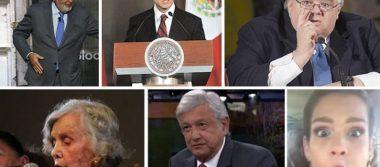#EnFrases Así reaccionaron mexicanos por llegada de Trump al poder
