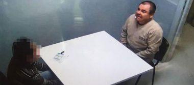 El Chapo Guzmán comparece ante Tribunal de Brooklyn