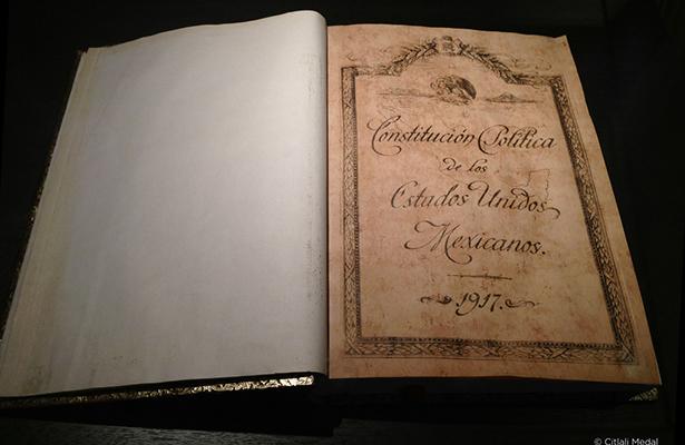 Constitución de 1917, un Siglo de Regir la Vida de México
