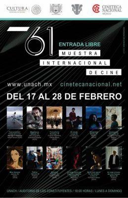 Inicia 61 Muestra Internacional de Cine