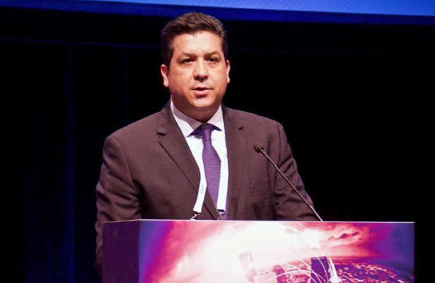 Gobernador promueve en Houston inversión energética en Tamaulipas