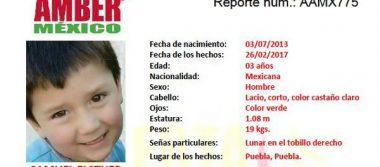 Sustraen a menor de una iglesia en Puebla