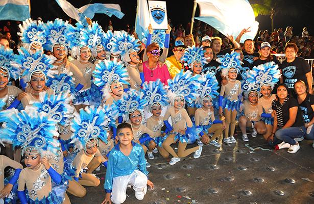 Gran derrama económica por el Carnaval Tampico 2017