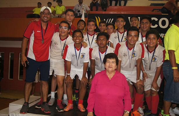 Culminó con éxito la Copa Jadilop del Colegio Aguila de Tampico
