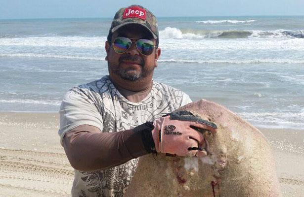 Juan Miguel Martínez, Campeón del Quinto Torneo Internacional de Pesca