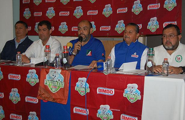 Ya viene el Futbolito arrancará el 3 de Marzo a nivel inter-primarias