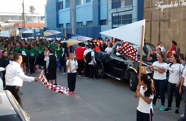 Colegio Águila de Tampico sede de la Copa Jadilop