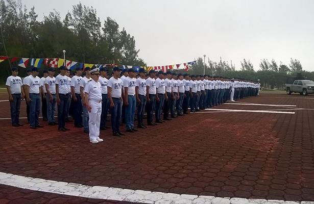 Dan la bienvenida a jóvenes del Servicio Militar Clase 98